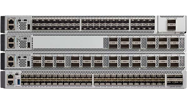 Catalyst 9500 系列交换机
