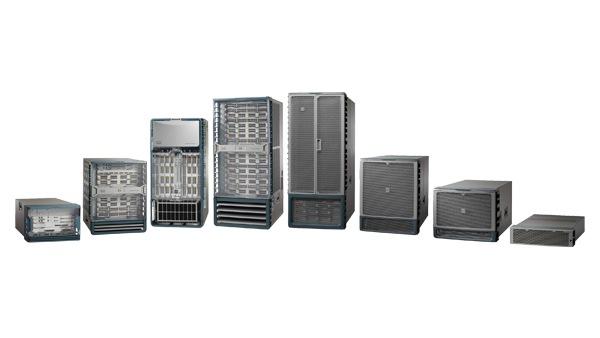 Cisco Nexus 7000 系列交換器