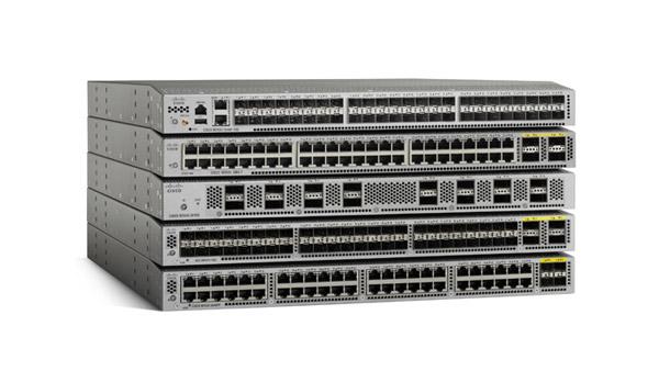 Cisco Nexus 3000 系列交換器