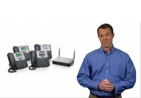 Unified Communications 320 Model Video
