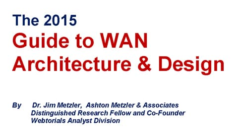 The 2015 Guide to WAN Architecture & Design