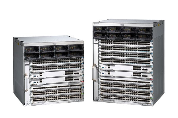 Catalyst 9400 Series Switches