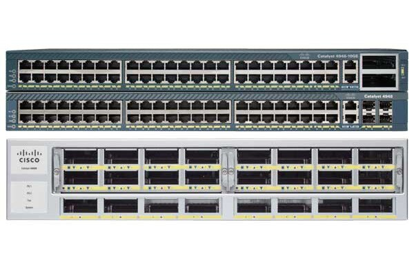 Core and Distribution Switches – Campus LAN Switches - Cisco