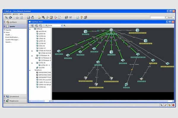 torrent network topology mapper