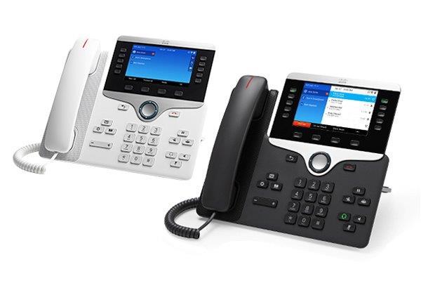 Cisco IP Phone 8800 Series, Next-Generation Voice Communications ...