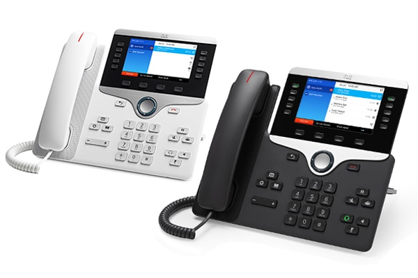 Cisco IP Phone 8851 - Cisco