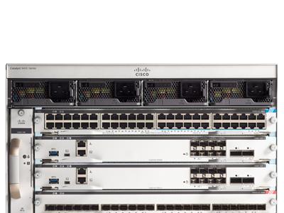 Cisco Catalyst 9400 Series Switch Data Sheet - Cisco