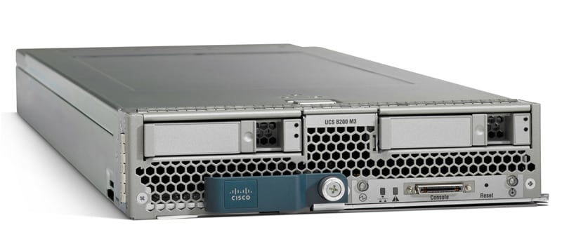 Vblock Cisco Ucs Cisco Ucs B200 m3 Blade Server