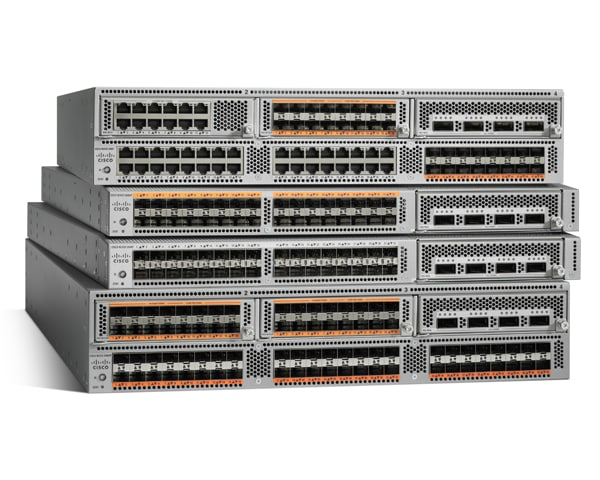 Cisco Nexus 5600 and Nexus 40 GE Switches - Cisco