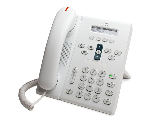 Cisco Unified IP Phone 6921 - Cisco
