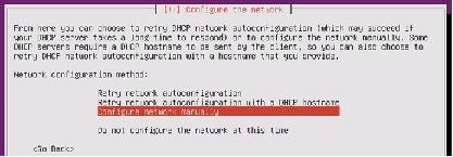 freenas manually configure network interfaces