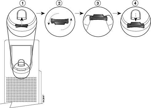 Verfahren zum Einstellen der Hörerstation