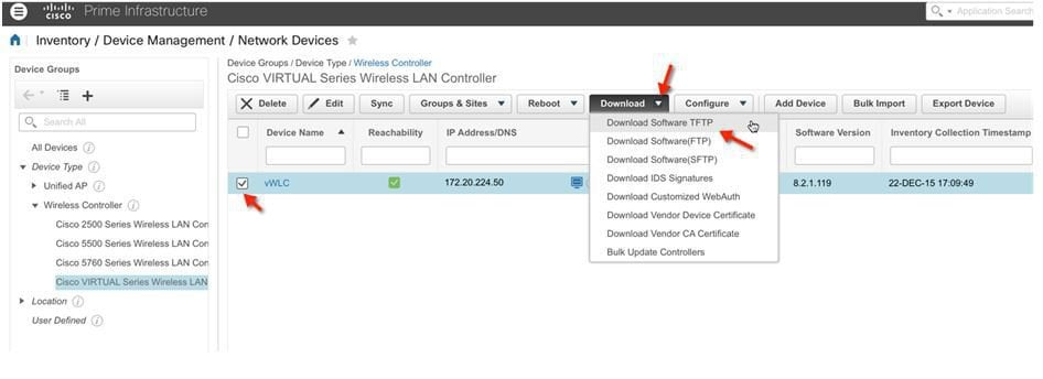 cisco virtual wireless controller free download