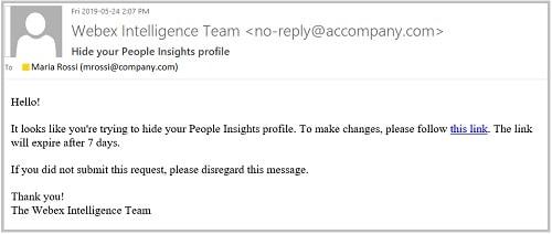 Doğrulama e-postası