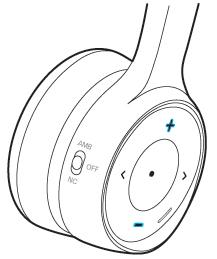 Cisco 耳機 561 和 562 音量控制