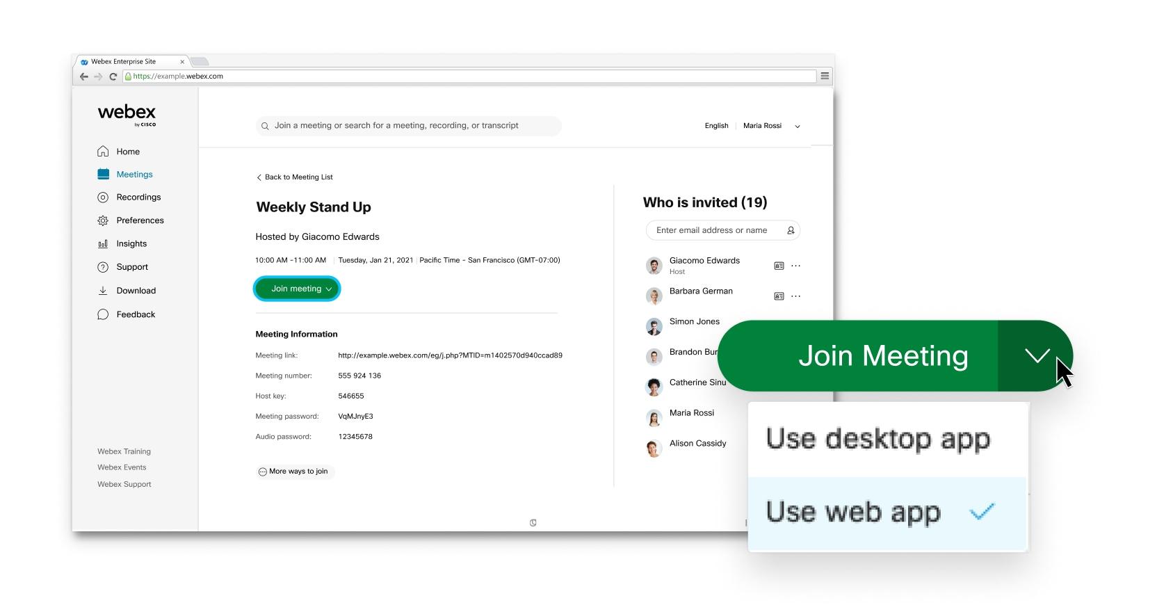 întâlnire conectați-vă online