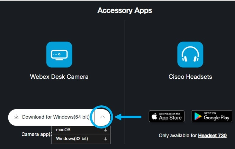OS 버전 선택에 대한 화면 캡처