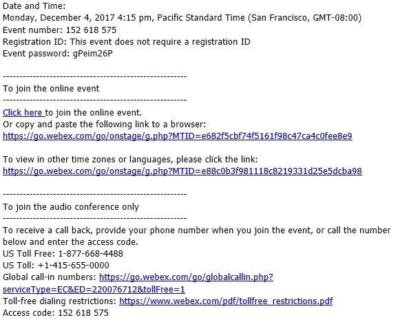 1 Haga Clic En El Enlace Para Entrar De Su Invitación Por Correo Electrónico