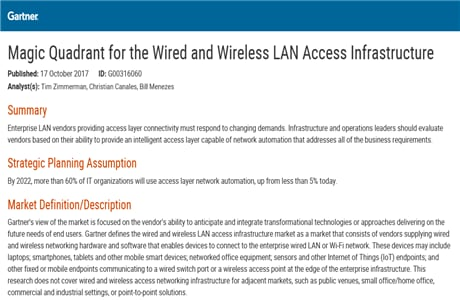 wired and wirless LAN access