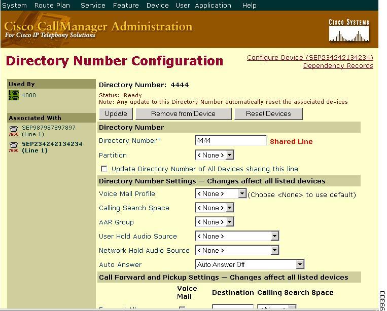Cisco CallManager Administration Guide, Release 4 1(3