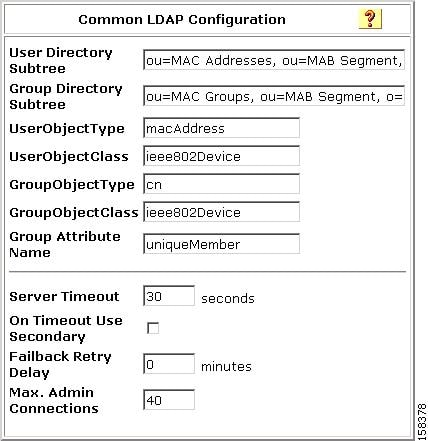 Configuration Guide for Cisco Secure ACS 4.1 - Agentless Host ...