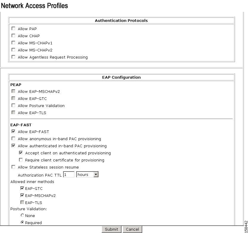 Configuration guide for cisco secure acs 41 nac configuration protocols policy pronofoot35fo Choice Image