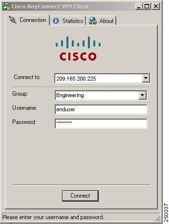 how to make cisco vpn client auto connect