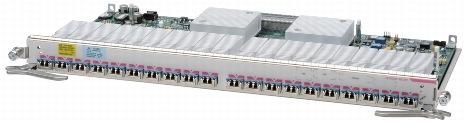 Cisco CRS-3 20端口10GE LAN/WAN-PHY接口模块