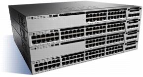 图 1. Cisco Catalyst 3850 系列交换机