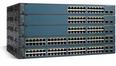3560V2 Switches