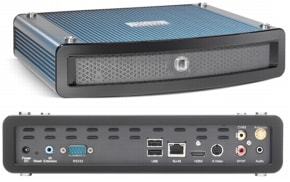 図 1 Cisco Digital Media Player 4400G