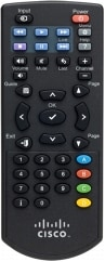 図 2 Cisco Digital Media Player 4400G Remote Control