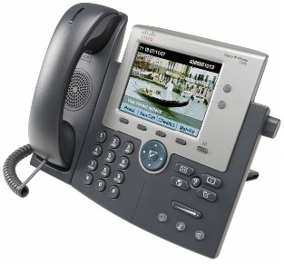 �} 1 Cisco Unified IP Phone 7945G