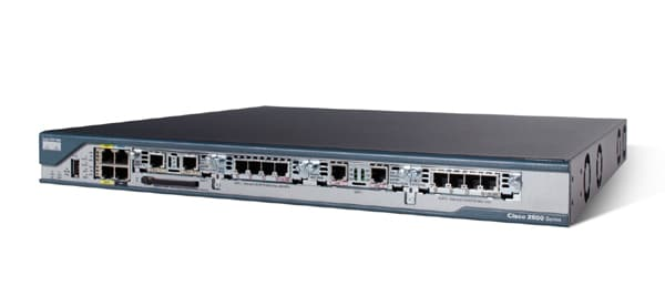 Cisco 2801 Integrated Services Router Product Views ...