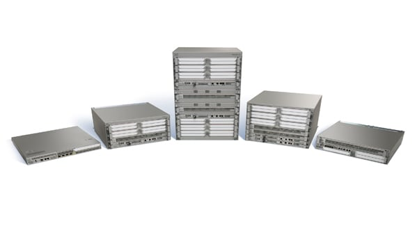 Cisco ASR 1000 Series Aggregation Services Routers