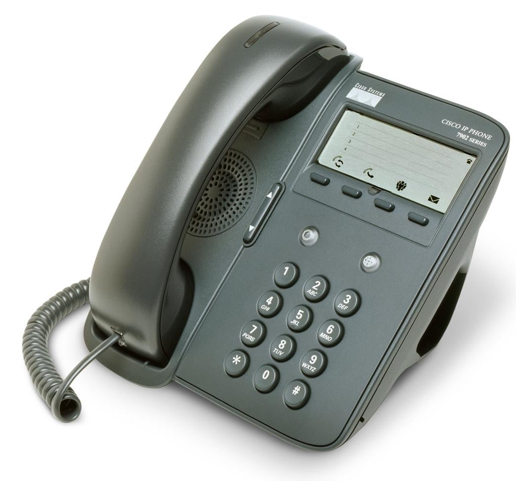 Cisco Unified IP Phone 7902G Features
