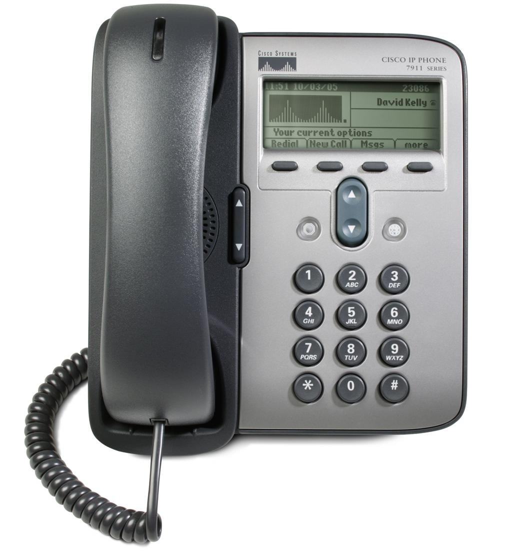 Cisco Ip Phone 7942 Instructions Manual
