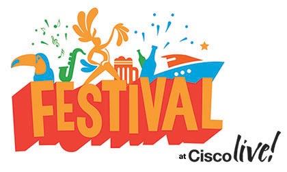 Festival at Cisco Live