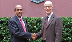 Eliathamby Ambikairajah, University of New South Wales and Kevin Bloch, Cisco collaborate on development of Austalia's First Network Systems Architecture Curriculum Based on Real World Case Studies