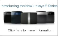 Cisco Linksys wireless solution