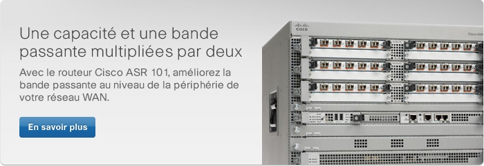Routeur Cisco ASR 1013