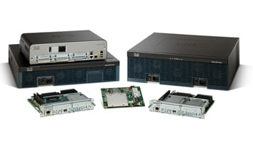Cisco Integrated Services Routers � ISR2