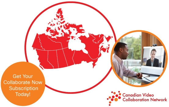 Canadian Video Collaboration Network(CVCN) Subscription Today