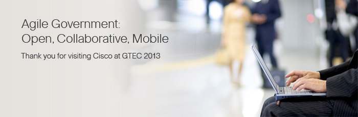 Cisco at GTEC 2013
