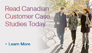 Read how Canadian customers are implementing Cisco solutions