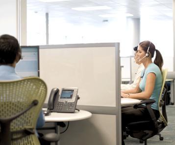 服务是永远的信条——思科中小企业呼叫中心解决方案助力企业客户服务