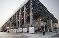 Cisco Pavilion Exterior 3