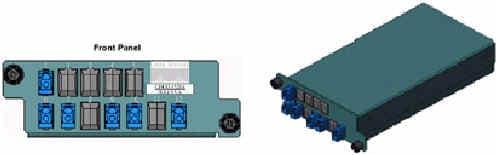 Cisco ONS 15216双通道过滤器光纤增删FlexLayer�?�