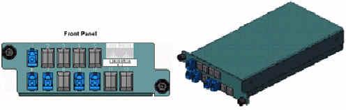 Cisco ONS 15216 1:2分离器或者2:1耦合器FlexLayer�?�