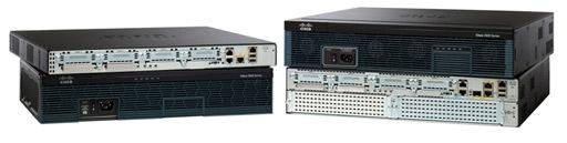 Cisco 2900 系列集成多业务路由器